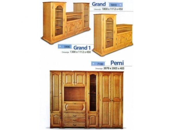 Regal PEMI i Komode GRAND
