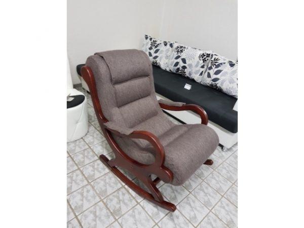 Fotelja Na Ljuljanje Štof
