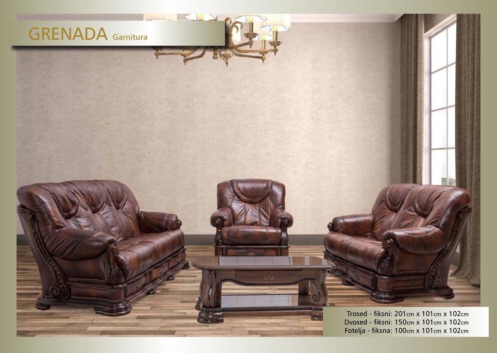 Garniture - Granada