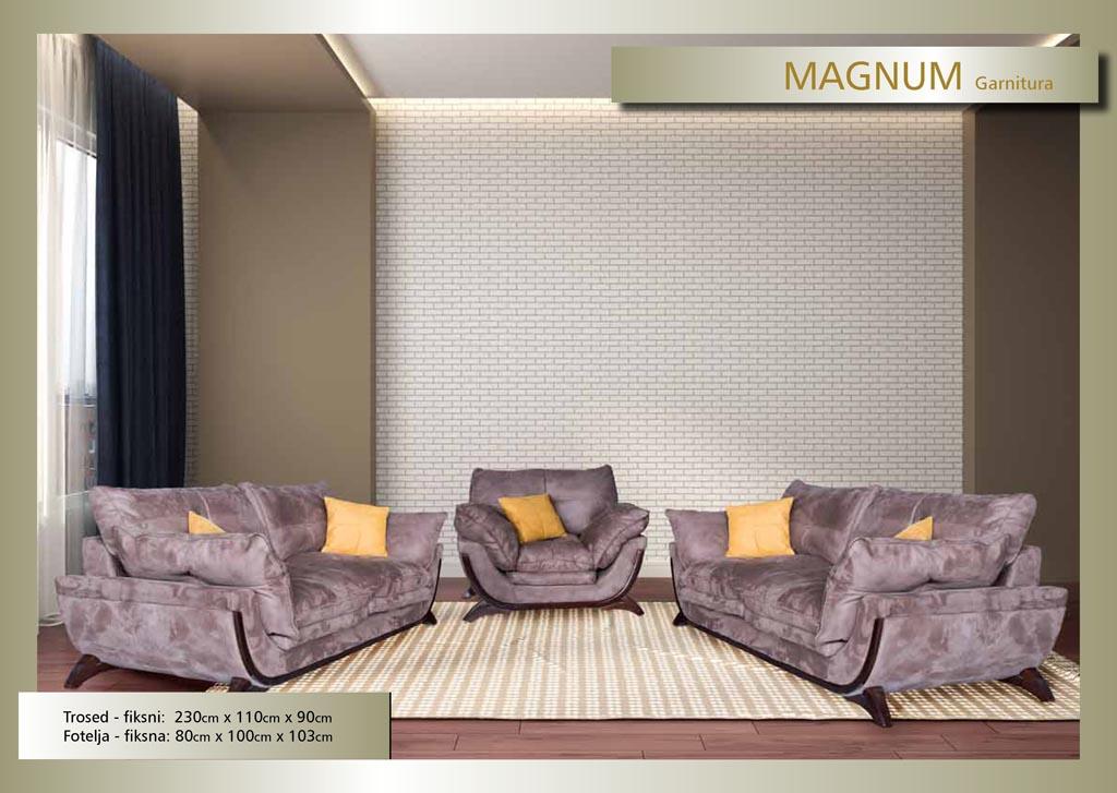 Garnitura - Magnum