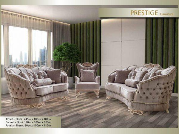 Garnitura - Prestige