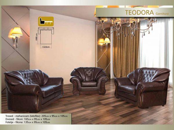 Garnitura - Teodora
