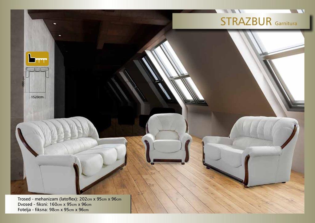 Garnitura - Strazbur