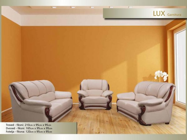 Garnitura - Lux