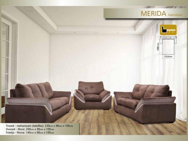Garnitura - Merida