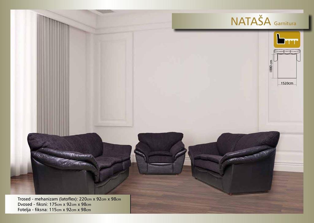 Garnitura - Nataša