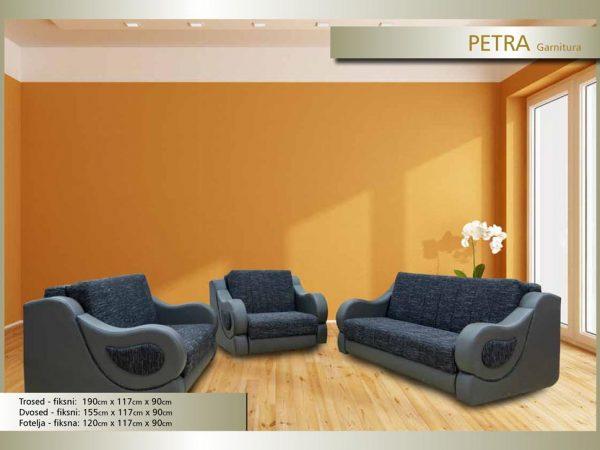 Garnitura - Petra