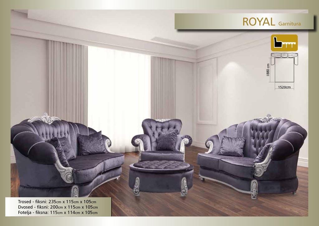 Garniture - Royal