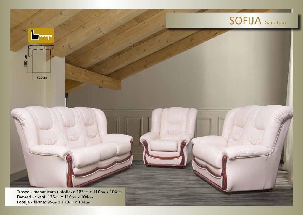 Garnitura - Sofija